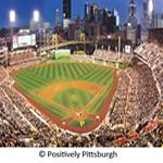 Pittsburgh Pirates PNC Park Panoramic 1000pc Puzzle