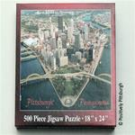 City of Pittsburgh 'The Point' 500pc Puzzle