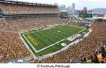 Pittsburgh Steelers Heinz Field Panoramic 1000pc Puzzle