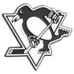 Pittsburgh Penguins Chrome Emblem