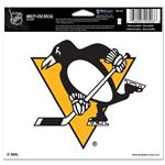 Pittsburgh Penguins 5x6 Multi Use Decal