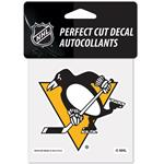 Pittsburgh Penguins 8x8 Perfect Cut Decal