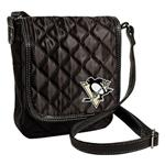 Pittsburgh Penguins Quilted Cross Purse