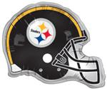 Pittsburgh Steelers 26in Foil Helmet Balloon
