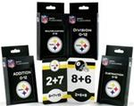 Pittsburgh Steelers Flash Cards- Addition
