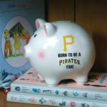 Pirates Born to Be Piggy Bank