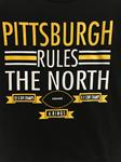 Pittsburgh Rules the North Sweatshirt
