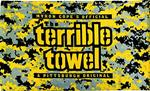 Digital Camo Terrible Towel